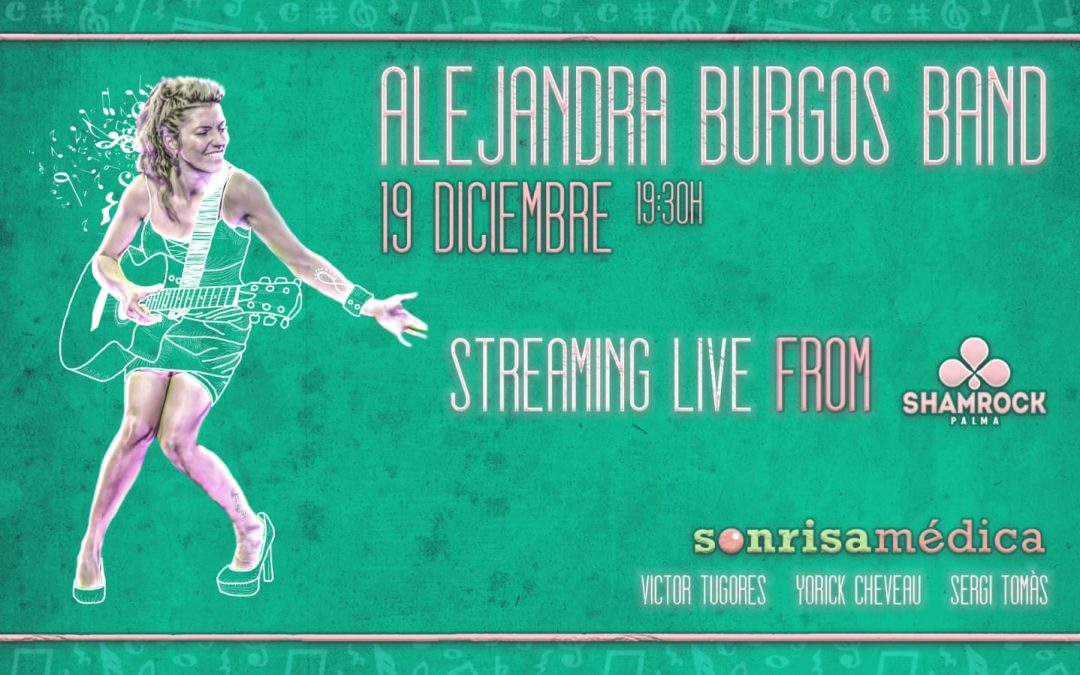 Concierto Solidario Streaming Live
